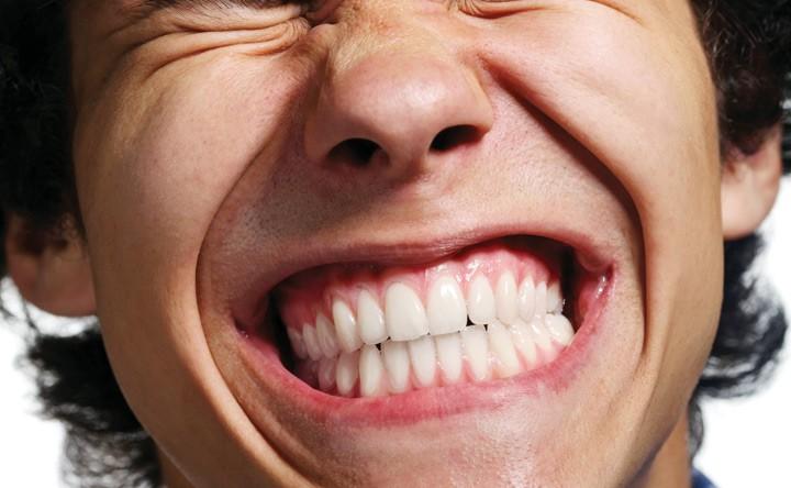 Digrignare i denti : un problema che non va ignorato