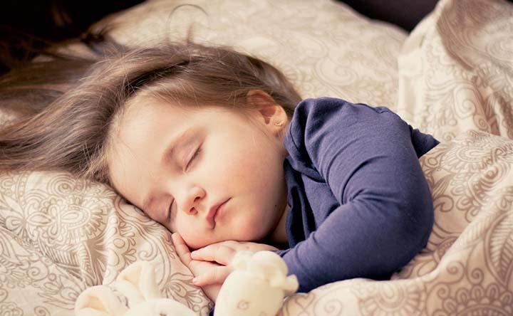 Quando l'apnea notturna disturba il sonno dei più piccoli