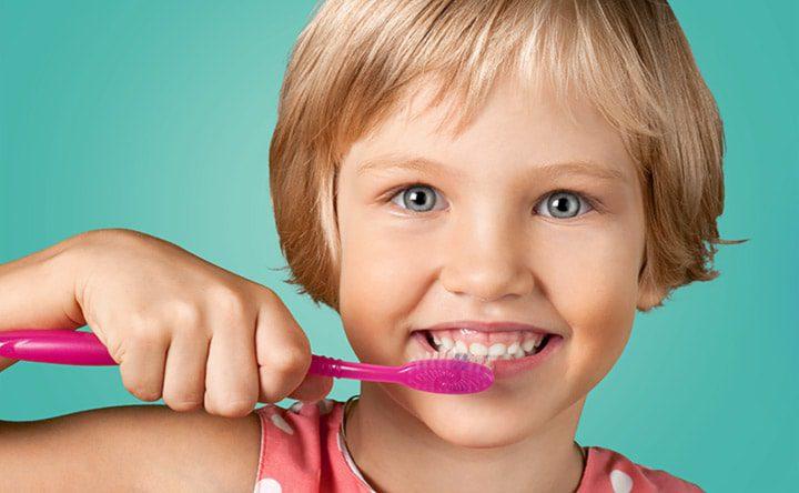 Guida all'igiene orale dei bambini