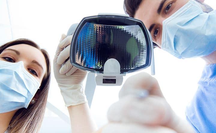 Chi ha paura del dentista?