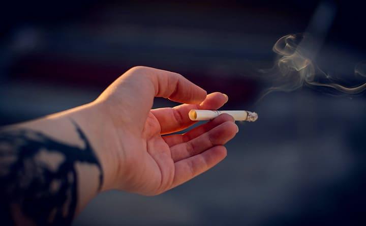 Combattere la dipendenza da nicotina con lo sport