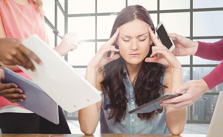 Soffri di stress da lavoro? Leggi i sintomi per scoprirlo