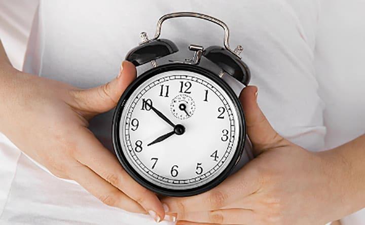 Stress e orologio biologico: scoperto il legame